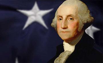 Graphic With George Washington